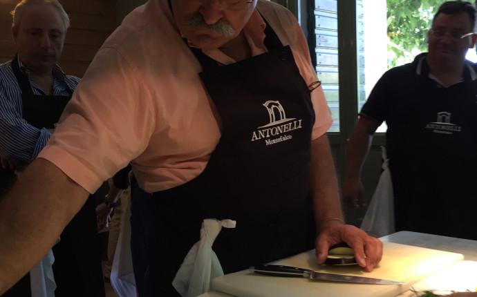 In cantina con Filippo Antonelli