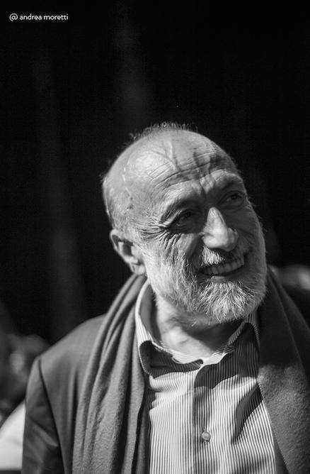 Carlo Petrini - Presidente Slow Food - Photo by @andreamoretti