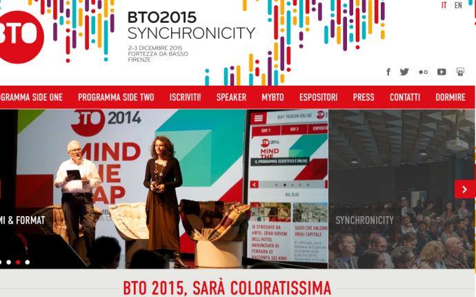 BTO 2015 SYNCHRONICITY FIRENZE