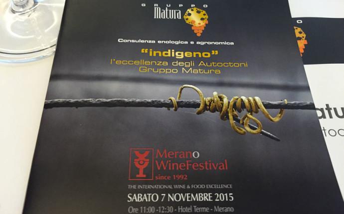 """Indigeno"" Gruppo Matura – MWF2015"
