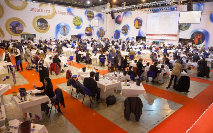 Plovdiv, Bulgaria – Concours Mondial de Bruxelles 2016