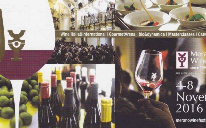 Merano WineFestival compie 25 anni